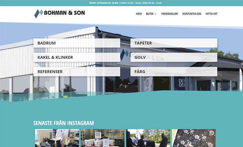 Bohman & Son